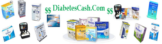 Diabetic Cash Header